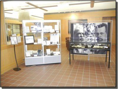 Twain exhibit